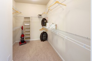 Two Bedroom Apartments for Rent in Northwest Houston, TX - Model Closet
